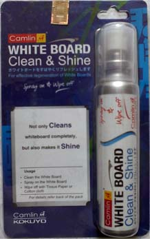 Camlin White Board Cleaning Liquid Solution