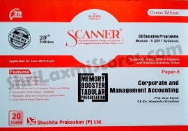 CS Executive Solved Scanners - NEW Edition
