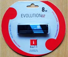 iBall Evolution 02 Pen Drive