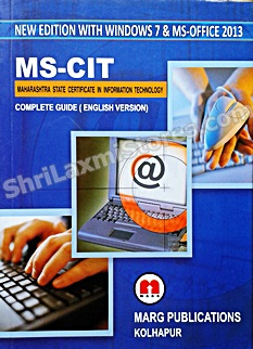 MS-CIT  New Edition with Windows 7 & MS-Office 2010