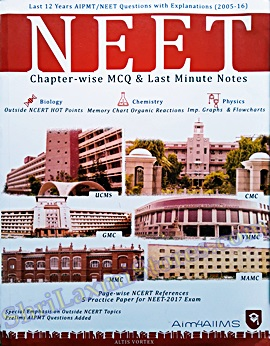 NEET Chapter-wise MCQ & Last Minutes Notes