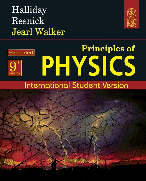 Principles of Physics - by Wiley India Pvt. Ltd.